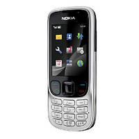 Китайский Nokia 6303, Silver, 2 сим, Java.