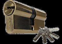 Цилиндровый механизм секретности М80(30*50)Z-IB 5 ключей