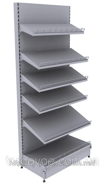 Торговое оборудование WIKO (ВИКО) для аптек и аптечных супермаркетов. Стеллаж для магазина, фото 1