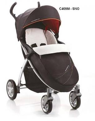 Детская прогулочная коляска Geoby C409M, гарантия 6 месяцев, фото 2