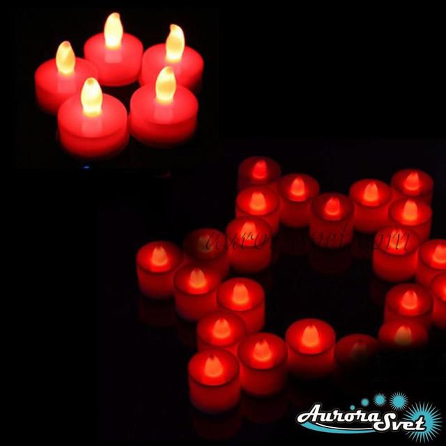 свечи лед светодиодные