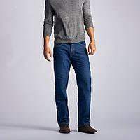 Мужские джинсы Lee FLEECE LINED JEAN Dark Wash, фото 1
