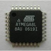 Микроконтроллер ATMEGA8L TQFP-32