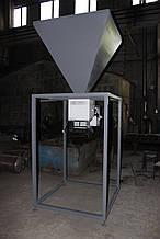 Дозатор механический для расфасовки пеллет, топливных гранул, минеральных удобрений, гранулированных веществ.
