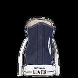 Кеды  All Star Chuck Taylor синие высокие, фото 5
