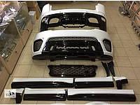 Обвес Range Rover Sport 2014 SVR