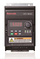 Преобразователь частоты Bosch Rexroth VFC 3610  2.20kW, 1AC 200-240V, 50/60Hz, 10.1A