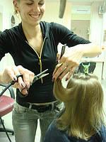 Дитячі стрижки гарячими ножицями Салон-перукарня «Доміно» Львiв (Сихів)