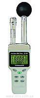 Термогигрометр с индексом WBGT и регистратором данных - TM-188D, термогігрометр