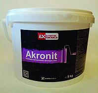 Силиконовая фасадная краска Gbs Akronit 15кг