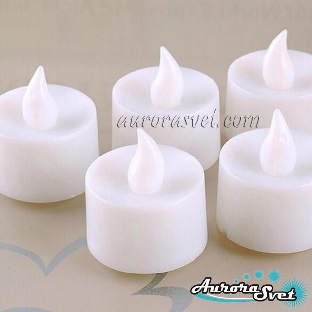 свечи электронные светодиодные