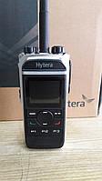 Hytera PD665, аналогово-цифровая радиостанция, фото 1
