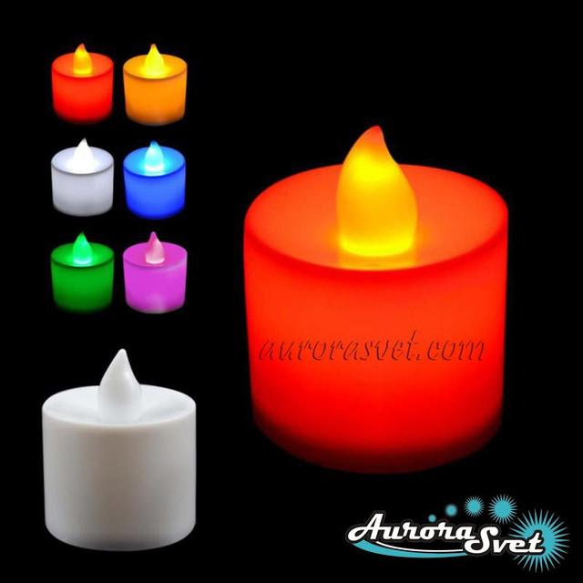 светодиодные свечи оптом