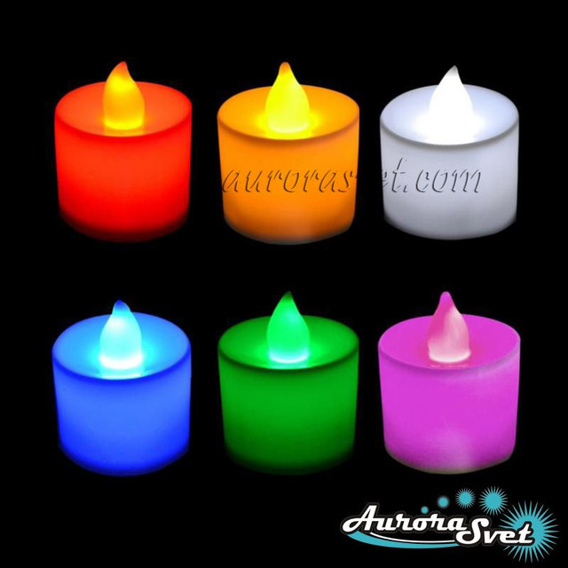 светодиодные свечи интернет магазин