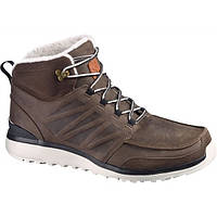 Зимние ботинки Salomon UTILITY BROWN LTR/BISON LTR/GY (MD)