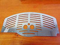 Металическая решетка поддона Де Лонги Магнифика(Украина)