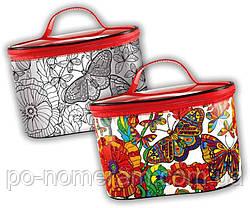 Косметичка раскраска My Color Bag Бабочки 20х12 см (COC-01-01)