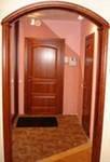 Монтаж арки в дверном проеме с учетом шпаклевки