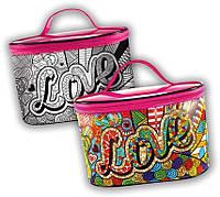 Косметичка раскраска My Color Bag Love 20х12 см (COC-01-04)