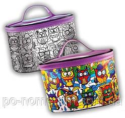 Косметичка раскраска My Color Bag Love Совы 20х12 см (COC-01-05)