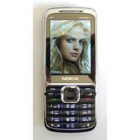 Мобильный телефон Nokia A1 (2Sim) 0,3 Мп black-gold черный-золото Гарантия!