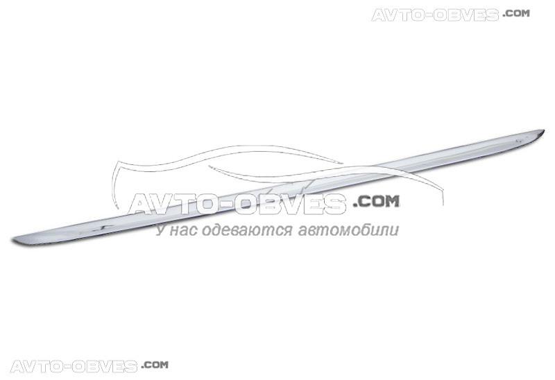 Кромка багажника Dacia Logan 2013-...