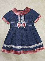 Повседневное летнее детское платье
