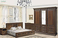 Тоскана Нова набор мебели для спальни (Скай)