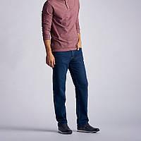 Джинсы Lee Men's Regular Fit Straight Leg Jean Dark Stonewash