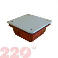Коробка распределительная 92х92х45 (037)