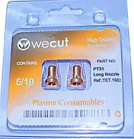 Сопло PT-31 (CUT 40) WeCut высшего качества 10 шт