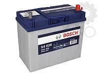 Аккумулятор Bosch 45Ah/330A S4 -0ah(АЗИЯ)