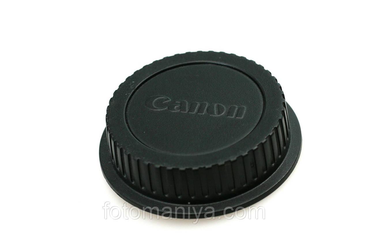 Задня кришка об'єктива Canon EF