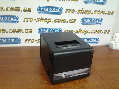 Чековый принтер GPrinter L-80250I (USB, RS232, Ethernet, авто-обрезка чеков, 80 мм)
