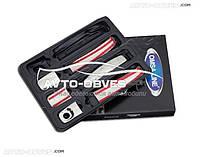 Накладки на ручки открывания дверей для Opel Vivaro 3 шт