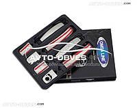 Накладки на ручки открывания дверей для Opel Vivaro, 4 шт