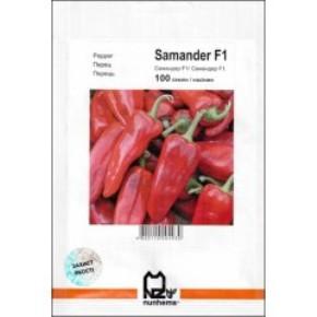 Семена перца Самандер F1 (Nunhems/АГРОПАК+) 50 семян — ранний(55-65 дн), конической формы, красный, сладкий