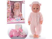 Интерактивная кукла-пупс BABY Born BL 012A (в коробке)