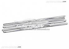 Окантовка вікон для Дачія Логан 2013 -...