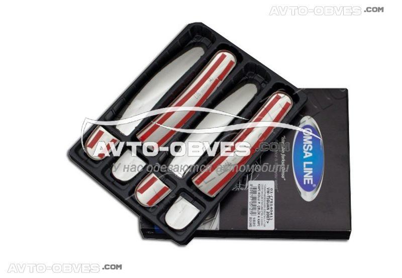 Накладки на ручки открывания дверей VolksWagen Tiguan Carmos