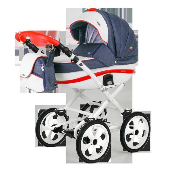 Классическая коляска Adamex Marcello