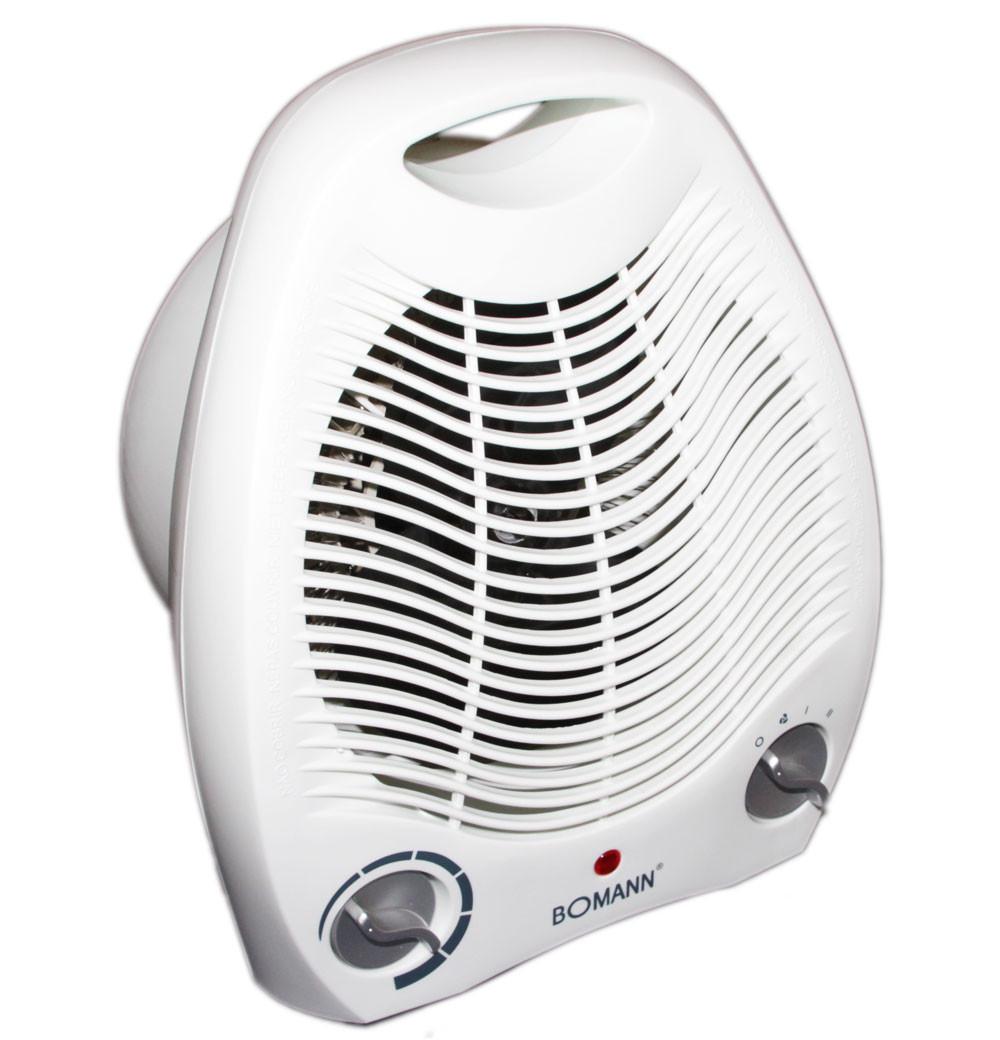 Тепловентилятор BOMANN HL 1096 CB, обогреватель для дома, дуйчик, дуйк