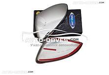 Накладки на зеркала заднего вида VolksWagen Passat B6 2006-2011 нержавейка