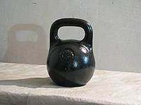 Гири: 8 кг; 16 кг; 24 кг; 32 кг