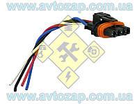 Колодка (инжектор) лямбда-зонда Сенс с проводами (Торнадо) х