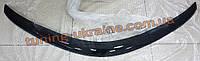 Дефлектор капота (мухобойка на капот) Novline для Skoda Octavia A5 FL 2009