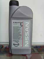 Nissan Matic D ATF Fluid
