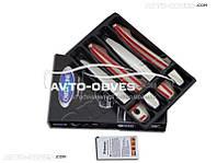 Накладки на дверные ручки Toyota Land Cruiser Prado 120