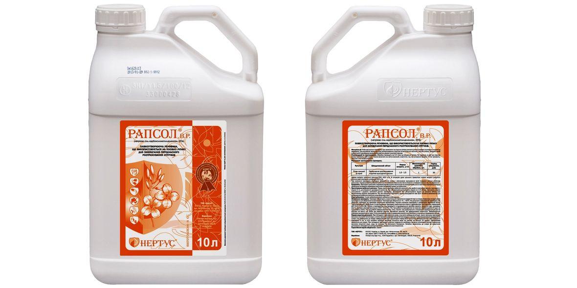 ПАР Рапсол (натриевая соль карбоксил метилцеллюлоза, 35 %)