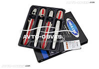 Накладки на ручки открывания дверей для VolksWagen Crafter 4 шт